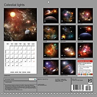 Celestial lights (Wall Calendar 2019 300 × 300 mm Square) - Produktdetailbild 13