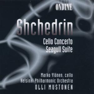 Cello Conc./Suite For The Ballet The Gull, Helsinki Po, Mustonen, Ylönen