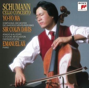 Cello Concerto/Adagio & Allegro/Fantasiestücke, Robert Schumann