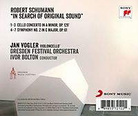 Cello Concerto Op.129 & Sinfonie 2 - Produktdetailbild 1