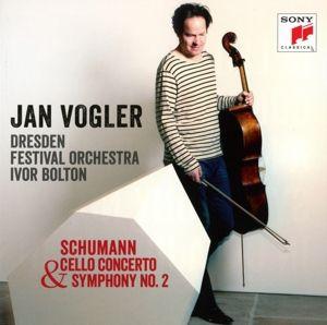 Cello Concerto Op.129 & Sinfonie 2, Robert Schumann
