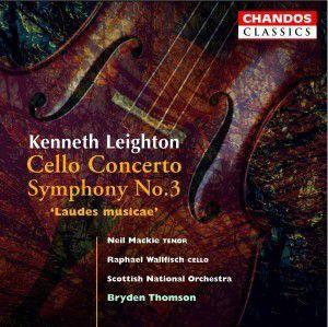 Cello Concerto / Sinfonie Nr. 3, Mackie, Wallfisch, Thomson, Sno