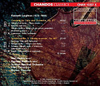 Cello Concerto / Sinfonie Nr. 3 - Produktdetailbild 1