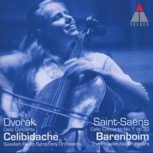 Cello Concertos, Du Pre, Celbidache, Srso, Barenboim