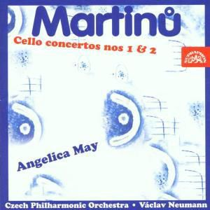 Cello Concertos 1 & 2, A. May, V. Neumann, Czech Philh.