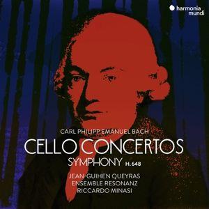 Cello Concertos, Jean-Guihen Queyras, Ensemble Resonanz