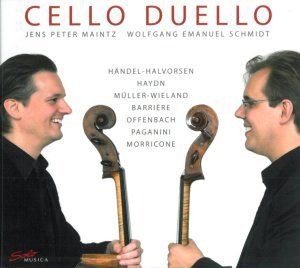 Cello Duello, Jens Peter Maintz, Wolfgang Schmidt