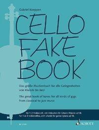 Cello Fake Book, 1-2 Violoncelli