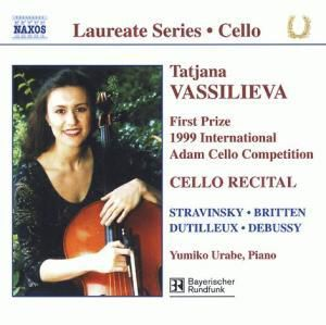 Cello - Recital, Tatjana Vassilieva