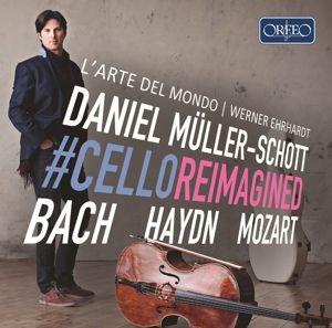 Cello Reimagined, Daniel Müller-schott, Ehrhardt, L'Arte Del Mondo