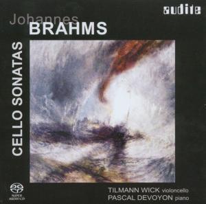 Cello Sonaten 1 & 2, Tilmann Wick, Pascal Devoyon