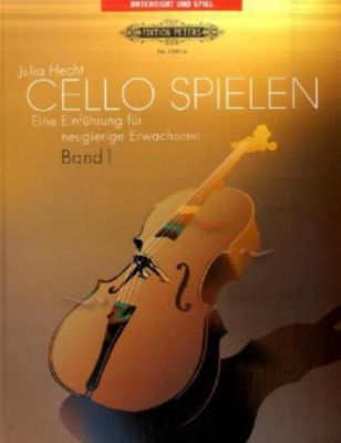 Cello spielen, Julia Hecht