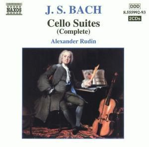Cello-Suiten, Alexander Rudin