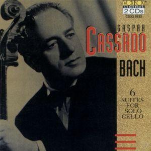 Cello Suiten 1-6, Gaspar Cassado