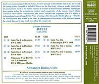 Cello-Suiten (Gesamt) - Produktdetailbild 1