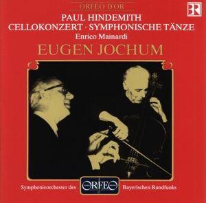 Cellokonzert (1940)/Symphonische Tänze (1937), Mainardi, Jochum, Sobr