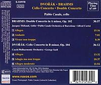 Cellokonzert/Doppelkonzert - Produktdetailbild 1