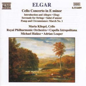 Cellokonzert/Introduction & Al, Maria Kliegel, Halasz, Leaper