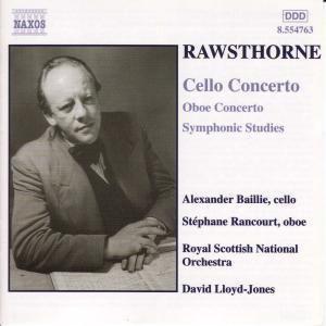 Cellokonzert/Oboenkonzert, Baillie, Rancourt, Lloyd-Jones