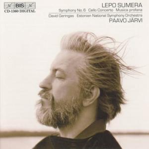 Cellokonzert/symphonie Nr. 6, Paavo Järvi