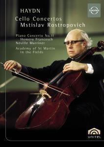 Cellokonzerte, Rostropowitsch, Francesch
