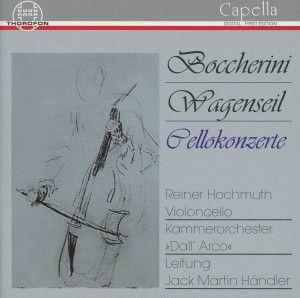 Cellokonzerte, Reiner Hochmuth