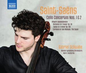Cellokonzerte 1+2, Gabriel Schwabe, Marc Soustrot, Malmö So