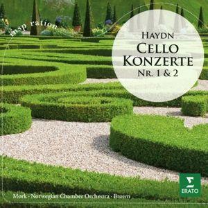 Cellokonzerte, Truls Mork, Norwegian Chamber Orchestra, I. Brown