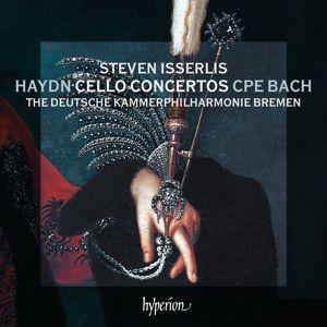Cellokonzerte, Joseph Haydn, Carl Philipp Emanuel Bach
