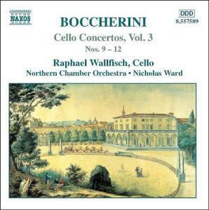 Cellokonzerte 9-12, Wallfisch, Ward, Northern Co