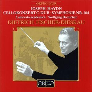 Cellokonzerte C-Dur/Sinfonie 104 D-Dur, Boettcher, Fischer-Dieskau, Camms