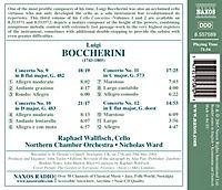 Cellokonzerte Nr. 9 - 12 - Produktdetailbild 1