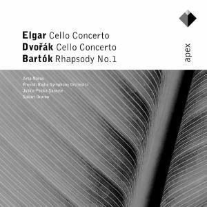 Cellokonzerte/Rhapsody, Arto Noras, Saraste, Oramo