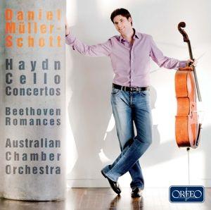 Cellokonzerte/Romanzen 1/2/Romanzen Op.40/50, Müller-schott, Tognetti, Australien Chamber Orch.