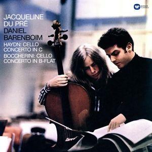 Cellokonzerte (Vinyl), Jacqueline Du Pre, Daniel Barenboim, Eco