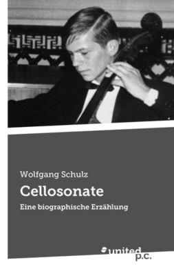 Cellosonate - Wolfgang Schulz  