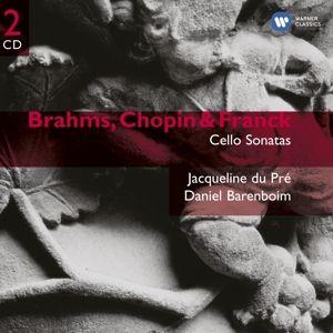 Cellosonaten, J.Du Pre, D. Barenboim