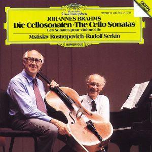 Cellosonaten E-Moll+F-Dur, R. Serkin, M. ROSTROPOWITSCH