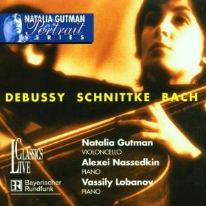 Cellosonaten/suite Bwv 1007, Natalia Gutman, Nassedkin, Lobanov