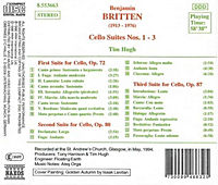 Cellosuiten 1-3 - Produktdetailbild 1