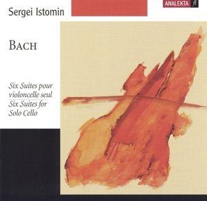 Cellosuiten 1-6, Sergei Istomin