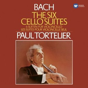 Cellosuiten Bwv 1007-1012, Paul Tortelier