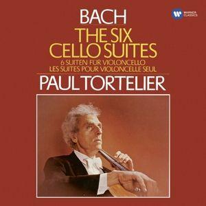 Cellosuiten Bwv 1007-1012, Paul Tortelier