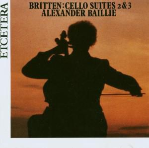 Cellosuiten Vol.2, Alexander Baillie, Ian Brown