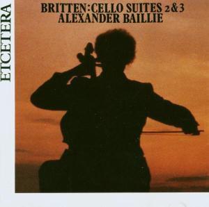 Cellosuiten Vol.2, Alexander Baillie, Ian Brown