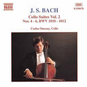 Cellosuiten Vol2, Csaba Onczay