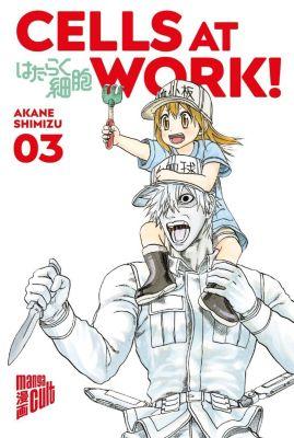 Cells at Work! - Akane Shimizu |