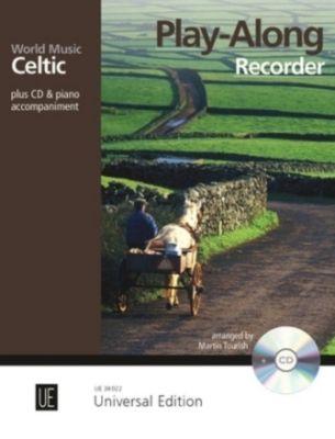 Celtic - Play Along Recorder -  pdf epub