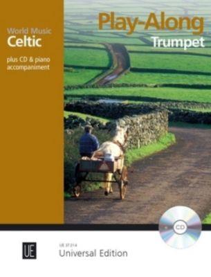 Celtic - Play Along Trumpet, m. MP3-CD -  pdf epub