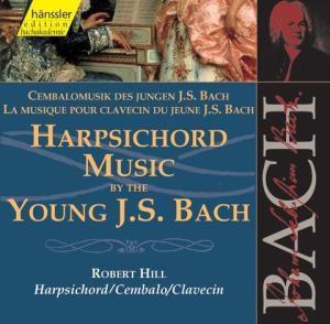 Cembalomusik D.Jungen Bach, Robert Hill